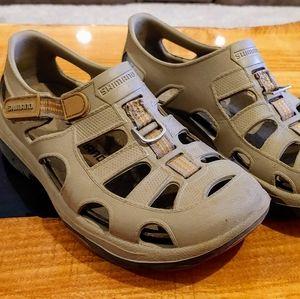 Size 8 Shimanos